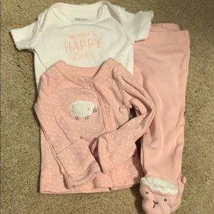 Carters preemie outfit